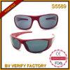 S5589 National Flag Bulk avec des lunettes sport et plastique