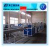 Línea de producción plástica del tubo doble del PVC