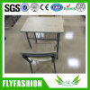 Barato Mobiliário escolar única mesa e cadeira para venda (SF-104S)