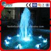 Tour Nozzle Ball Fountain avec l'éclairage LED de Colorful