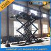 De hydraulische Lift van Sissor van de Auto van de Ondergrondse Garage met Ce
