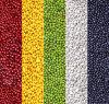 中国の高品質の乾燥豆(赤くか黄色または緑または白くまたは黒い)