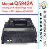 HP Q5942A (LaserJet 4250/4350)를 위한 아주 새로운 본래 토너 카트리지
