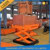 1.5M 2 tonnes table élévatrice à ciseaux hydraulique