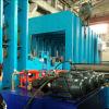 PLC 자동적인 고무 컨베이어 벨트 격판덮개 가황 압박 치료 가황기 기계