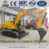 ISO9001証明書が付いている2017台の新しいクローラーまたは車輪の掘削機5-15ton