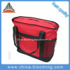 El doblez vendedor superior del poliester reutilizable lleva el bolso de compras del totalizador del hombro