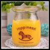 Miniglaspudding-Glas mit Placsic Kappe