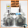 Originele Headlights 4500lm van Philip Chip Car LED Koplampen