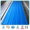 Placa de acero acanalada prepintada para la hoja del material para techos del almacén