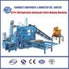 Machine de effectuer de brique hydraulique semi-automatique de Qty4-20A
