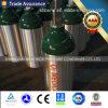 Cilindro de gás de alta pressão do oxigênio