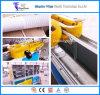Пластичные линия штрангя-прессовани трубы дренажа тазика мытья/машина трубы из волнистого листового металла