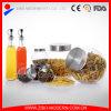 8PCS Glass Jar Spice Bottle Oil and Vinegar Bottle Set