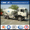 Cimc Huajun 6МУП конкретные погрузчик заслонки смешения воздушных потоков