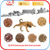 Aliments pour chiens d'animal familier d'extrusion faisant la machine