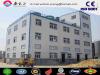 Multi-Suelo almacenaje prefabricado del almacén del taller de Buiding industrial/de la estructura de acero (JW-16244)
