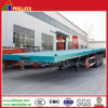 3つの車軸40ft Container Flatbed Trailer