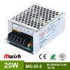 2017 neue Mini25w Gleichstrom-Versorgung mit RoHS Cer-Zustimmung (MS-25-5)