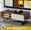 8 코너 투명한 표준 크기 커피용 탁자 (UL-MFC031)