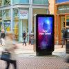65 pulgadas - alto brillo WiFi/3G que hace publicidad de la visualización al aire libre grande del LCD