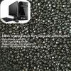 Carbón negro Masterbatch de los gránulos plásticos al por mayor para los ordenadores