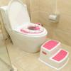 Kruk van uitstekende kwaliteit van de Stap van de Kinderen van het Toilet van de Badkamers de Onbenullige Antislip Plastic