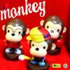 Het Stuk speelgoed van de Zegel van de Maker van het Teken van de aap met zelf-Inkt Zegel
