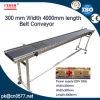 300 transportador de correa de PVC de la longitud de la anchura 4000m m del milímetro (YL-4000)