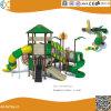 Hinterhof-Spielplatz-Gerät für Vorschüler-im Freienkind-Plättchen