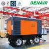 750 Cfm 7bar mobile dieselbetriebene Schrauben-Luftverdichter-Maschine