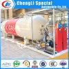 6metric Mobiele LPG die van het Benzinestation van het Gas van LPG van de ton Automatische Installatie voor Nigeriaanse Markt vullen
