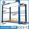 Prezzo degli elevatori degli elevatori delle merci del magazzino della Cina 2ton 5m buon