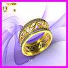De Ringen van de manier met Gouden Plateren
