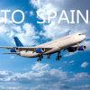 Tarifa de flete aéreo, de China a Valencia, España