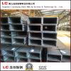 120mmx60mm Black Rectangular Steel Pipe mit Highquality