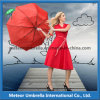 Señoras Folding Windproof Promotion Gift Sun y Rain Use Women Umbrella