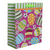 Sacchetti di carta di lusso del regalo disegno felice di Pasqua di nuovo per Pasqua