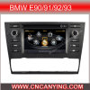 GPS를 가진 BMW E90/91/92/93, Bluetooth를 위한 특별한 Car DVD Player. A8 Chipset Dual Core 1080P V-20 Disc WiFi 3G 인터넷 (CY-C095로)