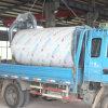 Silos di immagazzinamento residui ambientali, pattumiere commerciali dell'ospedale, inceneratore dell'immondizia