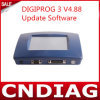 Neuestes Original Yanhua 4.88V Digiprog III Digiprog3 Odometer Master Programmer