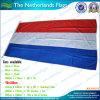 Polyester tourné l'indicateur bleu blanc rouge néerlandais (A-NF05F09021)
