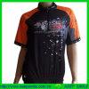 Impression de sublimation Chemises à vélo avec 3 poches arrières