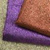 Cuoio dell'unità di elaborazione di scintillio del plaid, cuoio della borsa, cuoio di pattino