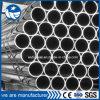 Con forma redonda Plaza// tubo de acero rectangular para la máquina