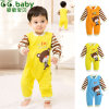 Babies Unisex Animal Baby Boy Overalls Newborn Baby Girl Clothing & Baby Body Suit를 위한 봄 Autumn Long Sleeve Cotton Romper