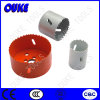 Bi Metal Hole Saw Cutter per Cutting Metal
