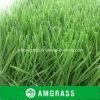 Paesaggio artificiale di calcio dell'erba artificiale del tappeto erboso