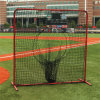 高品質のバージンのHDPEの大きい口が付いている物質的な野球のネット