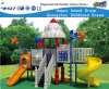 Rocket-Merkmals-Kind-Spielplatz-Gerät für Verkauf Hf-14303
